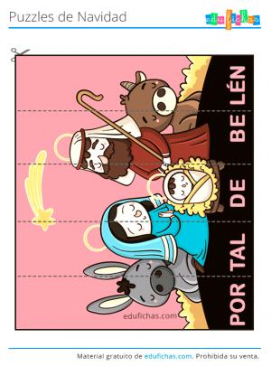 portal de Belén puzzle