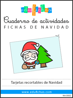 postales de navidad pdf