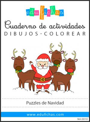 puzzles de Navidad PDF