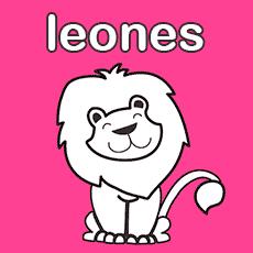 Dibujos de leones
