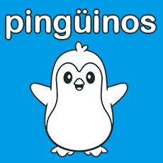 dibujos de pinguinos