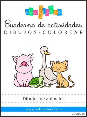 dibujos de animales pdf