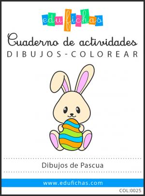 dibujos de Pascua PDF