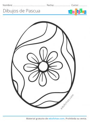 pintar huevos de pascua
