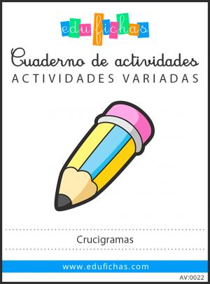 crucigramas para niños pdf