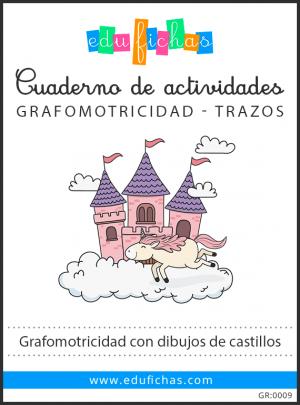 grafomotricidad castillos pdf