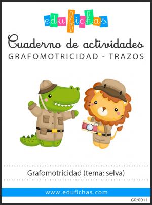 grafomotricidad selva pdf