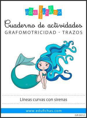 grafomotricidad sirenas pdf
