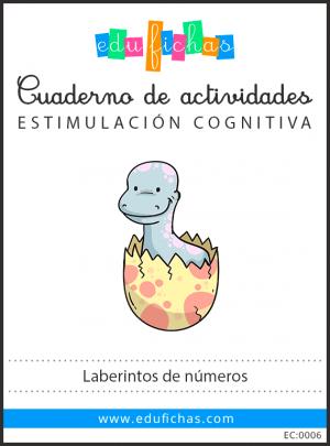 laberintos de números pdf