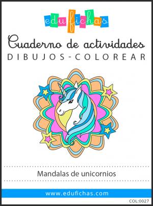 mandalas de unicornios pdf
