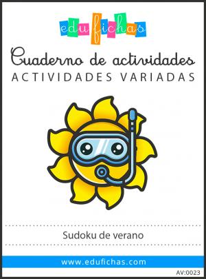 sudoku de verano pdf