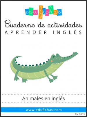 animales en inglés pdf