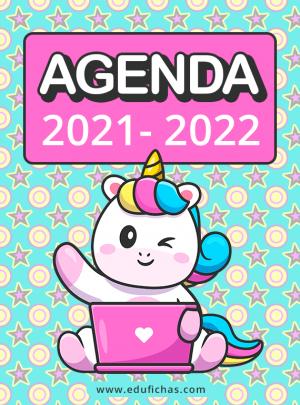 agenda para imprimir gratis