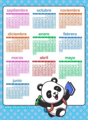 calendario escolar curso 21-22