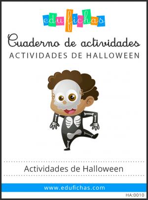 actividades de halloween pdf