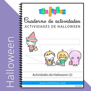 cuaderno de halloween 2