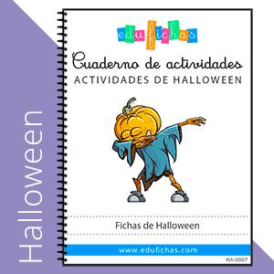 cuaderno de halloween 7