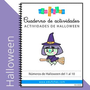 cuantos hay halloween