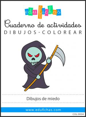 dibujos de miedo pdf