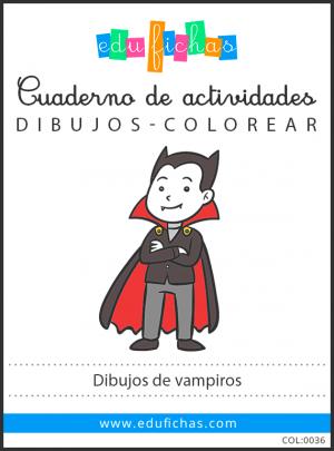 dibujos de vampiros pdf