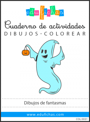 fantasmas dibujos pdf