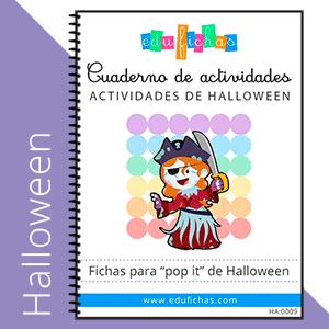 pop it halloween