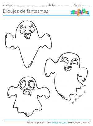 imagenes de fantasmas gratis