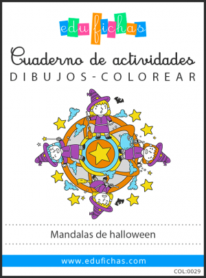 mandalas de halloween pdf