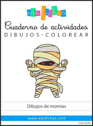 momias dibujo pdf
